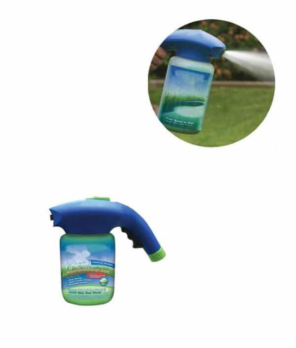 Liquid Grass Seed