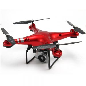 Wifi Drone Splash Auto With 1080p Camera