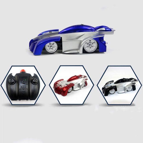 Anti Gravity Rc Car