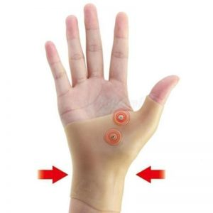 Magnetic Therapy Wrist Strap Gloves