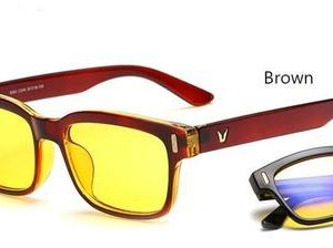 Protective Gaming Glasses