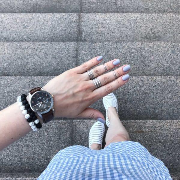 Couples Distance Bracelet