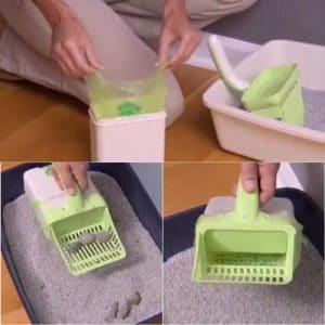 Cat Litter Easy Scoop