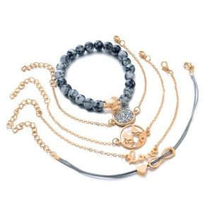 Turtle Charm Bracelets For Women Fashion