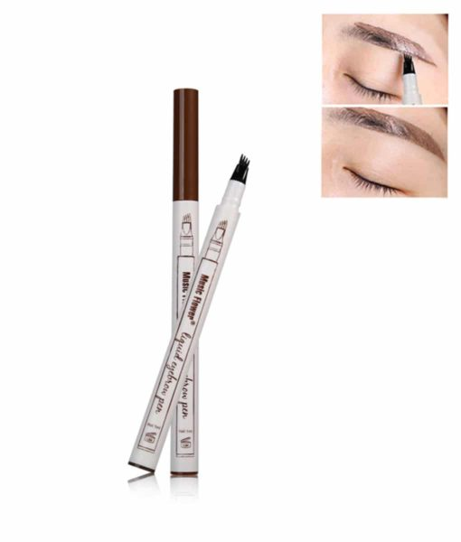 Waterproof Fork Tip Eyebrow Tattoo Pen