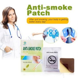 SMOKEND™ : Miracle Anti Smoking Patch [30 Patches]