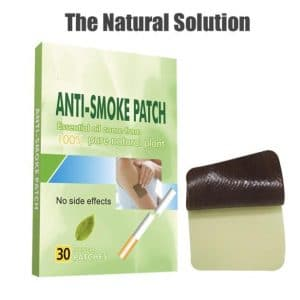 QuitTex All Natural Quit Smoking Patches