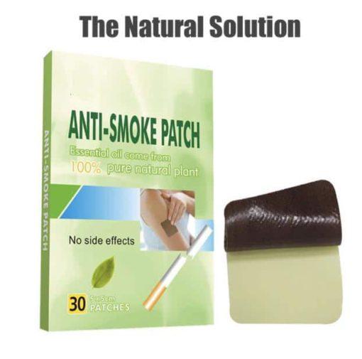 QuitTex Alla naturliga slutar röka lappar