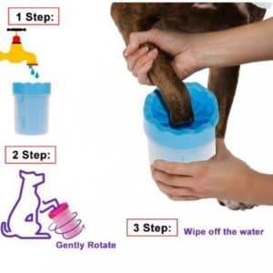 Quickwash Paw Cleaner