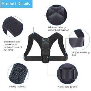 COMFORT Clavicle & Shoulder Support Braces