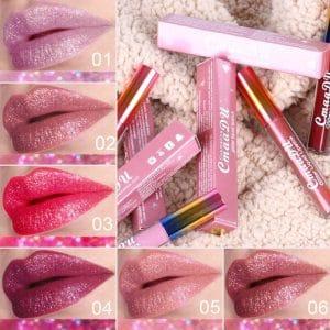 Brilliant Diamond Glitter Liquid Lipstick