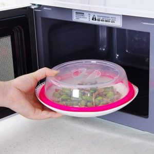 FOODCAP™ : Airtight Plate Cover