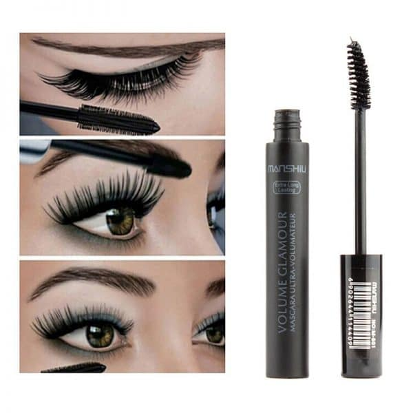 Mascatex™ 3D Waterproof Fiber Eyelash Mascara