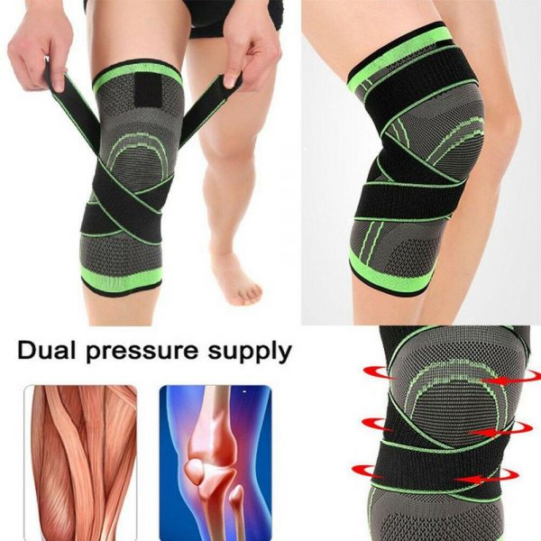 KneeDoctor™ - 360° Compression Knee Brace