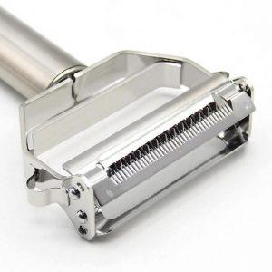PEELIT™ : Multifunction Stainless Steel Julienne Peeler