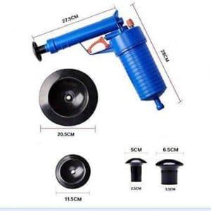 BOOMGUN™ : AIR GUN DRAIN BLASTER