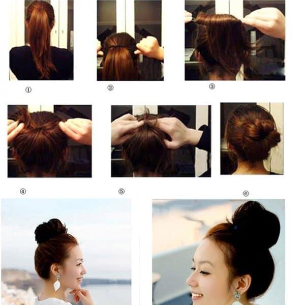 4pcs Hair Styling Kit
