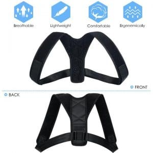 COMFORT Clavicle & Shoulder Support Braces