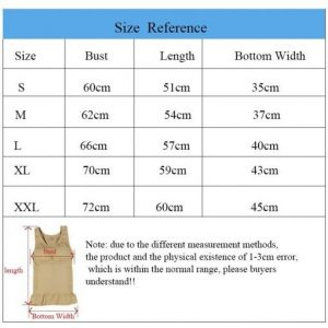 Body Shaper Tank Top For Women