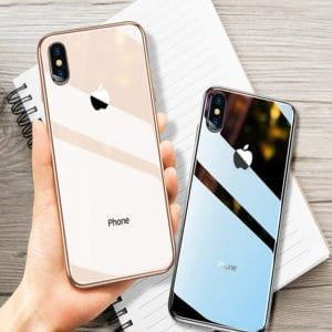 All-Inclusive Anti-Drop Plating Mirror Original Phone Case