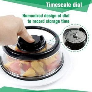 Air Vacuum Food Sealer