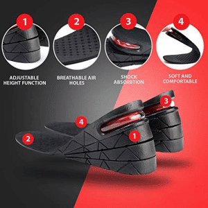 Ultimate Height Boosting Insoles