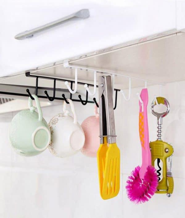 Under-Cabinet Hanger Rack
