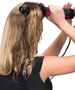 One-Step Hair Dryer and Volumizer