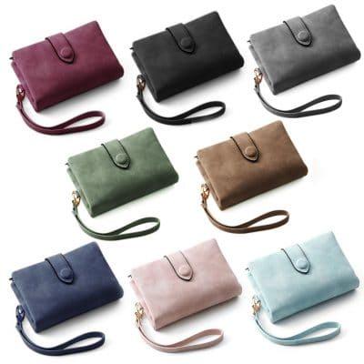 Women's Tri-Fold Wallet