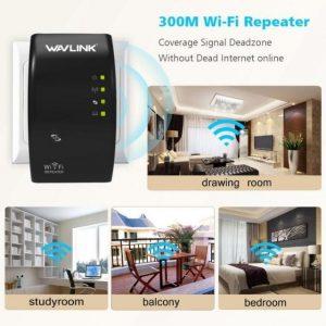 AMPYL™ : Wireless Wi-Fi Extender
