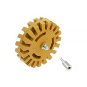 Decal Eraser Removal Wheel Kit, Decal Eraser Removal Wheel Kit