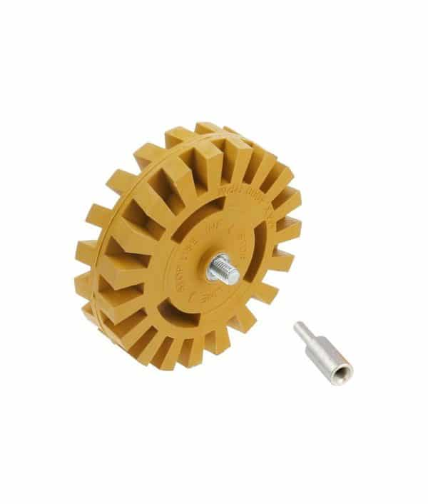 Decal Eraser Removal Wheel Kit, Decal Eraser Removal Wheel Kit