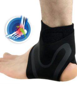 Adjustable Elastic Ankle Sleeve 1Pcs