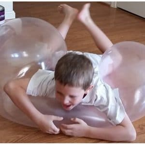 Amazing Bubble Ball