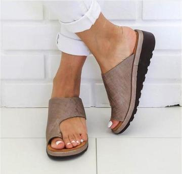 Correct Toe Comfy Sandals Buy Today Lowest Prices Bizzoby