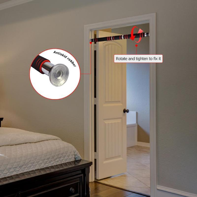 Original Ez Lock Pull Up Bar Buy Today 75 Off