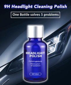 9H Headlight Cleaning Polish
