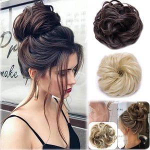 Easy-To-Wear Stylish Hair Scrunchies