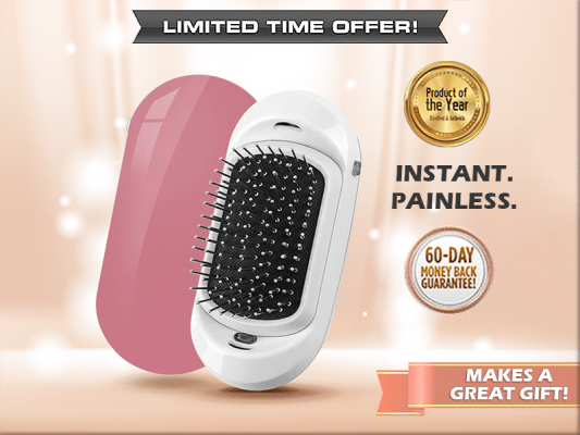 Hellance™ Beeline PRO Ionic Hair Comb