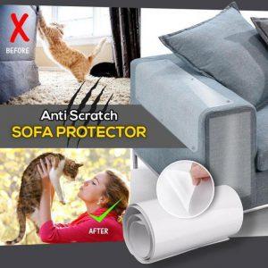 Furniture Anti Cat Scratch Film Tape Protector