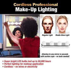 Portable Makeup LED Fill Light