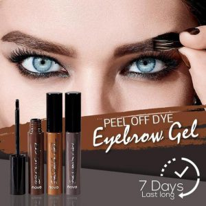 7-Days Lasting Peel Off Waterproof Eyebrow Tint