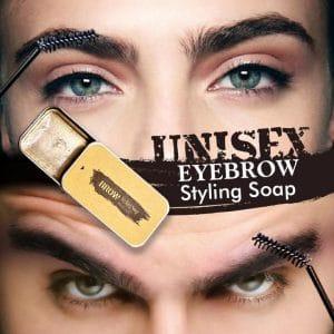 Eyebrow Enhancer Unisex Styling Soap
