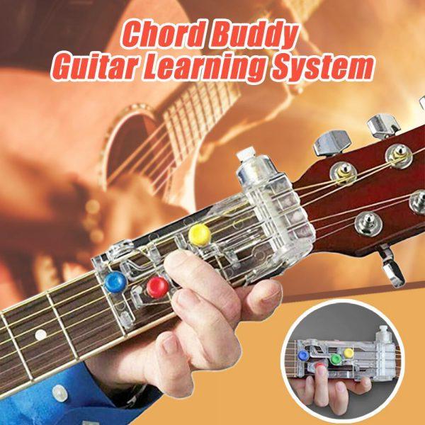 Chord Buddy Guitar Learning System