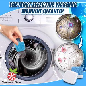 TubRescue Effervescent Washer Cleaner
