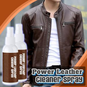 Powerful Leather Cleaner Spray