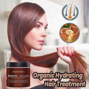 Organic Hydrating Hair Treatment
