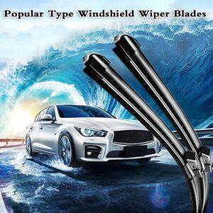Popular Type Windshield Wiper Blades