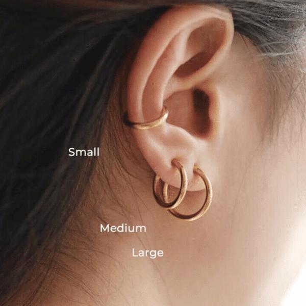 Piercing-Free Clip Earrings