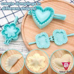 Multi-Shaped Dumpling Molds